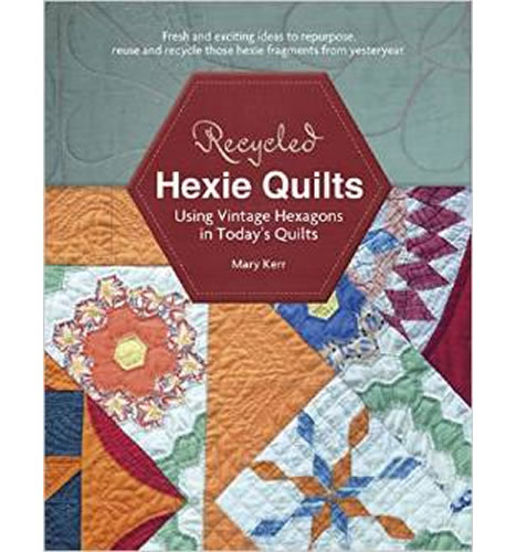 Recycled Hexi Quilt
